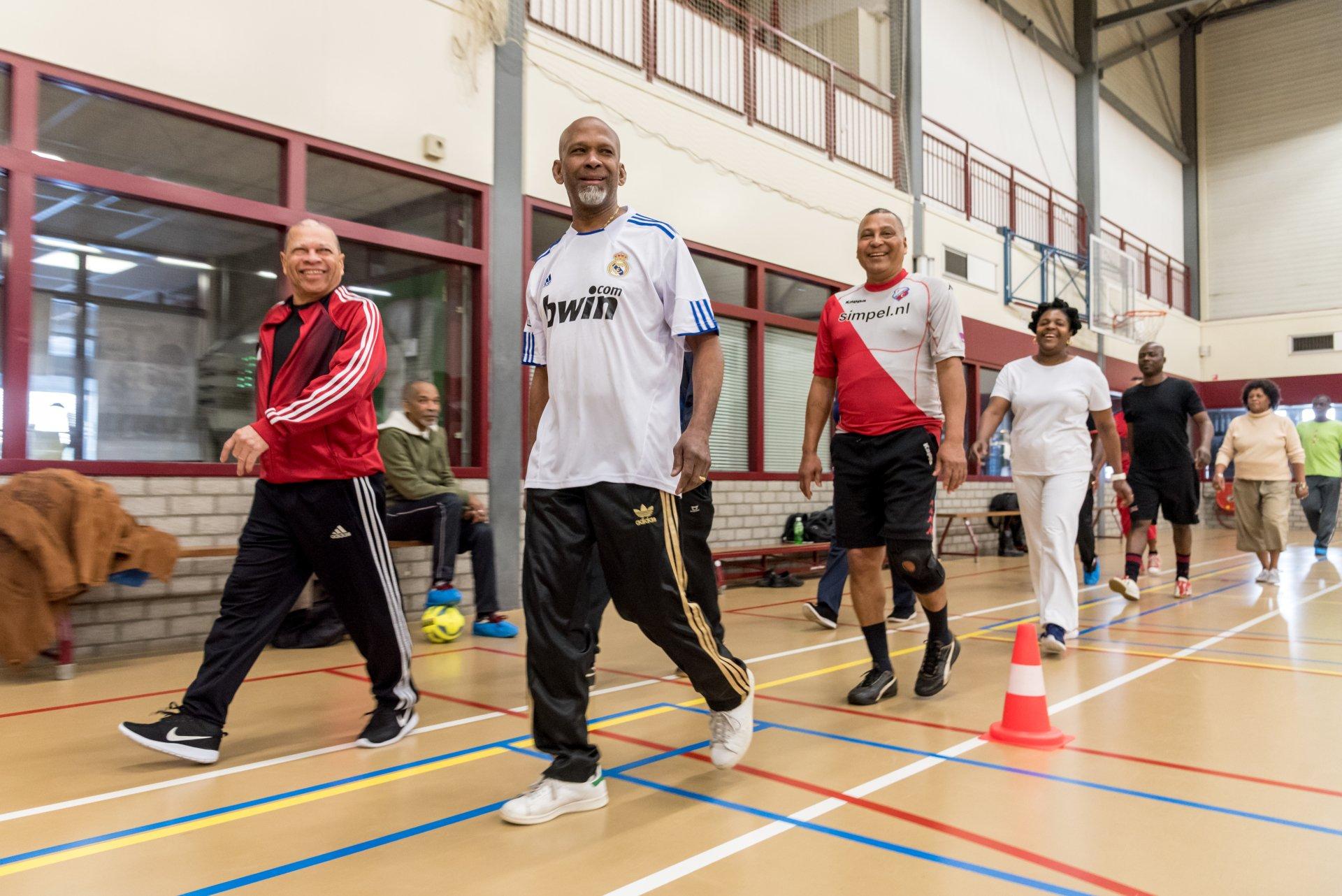 Lesgeven of sportactiviteit organiseren in Amsterdam Oost