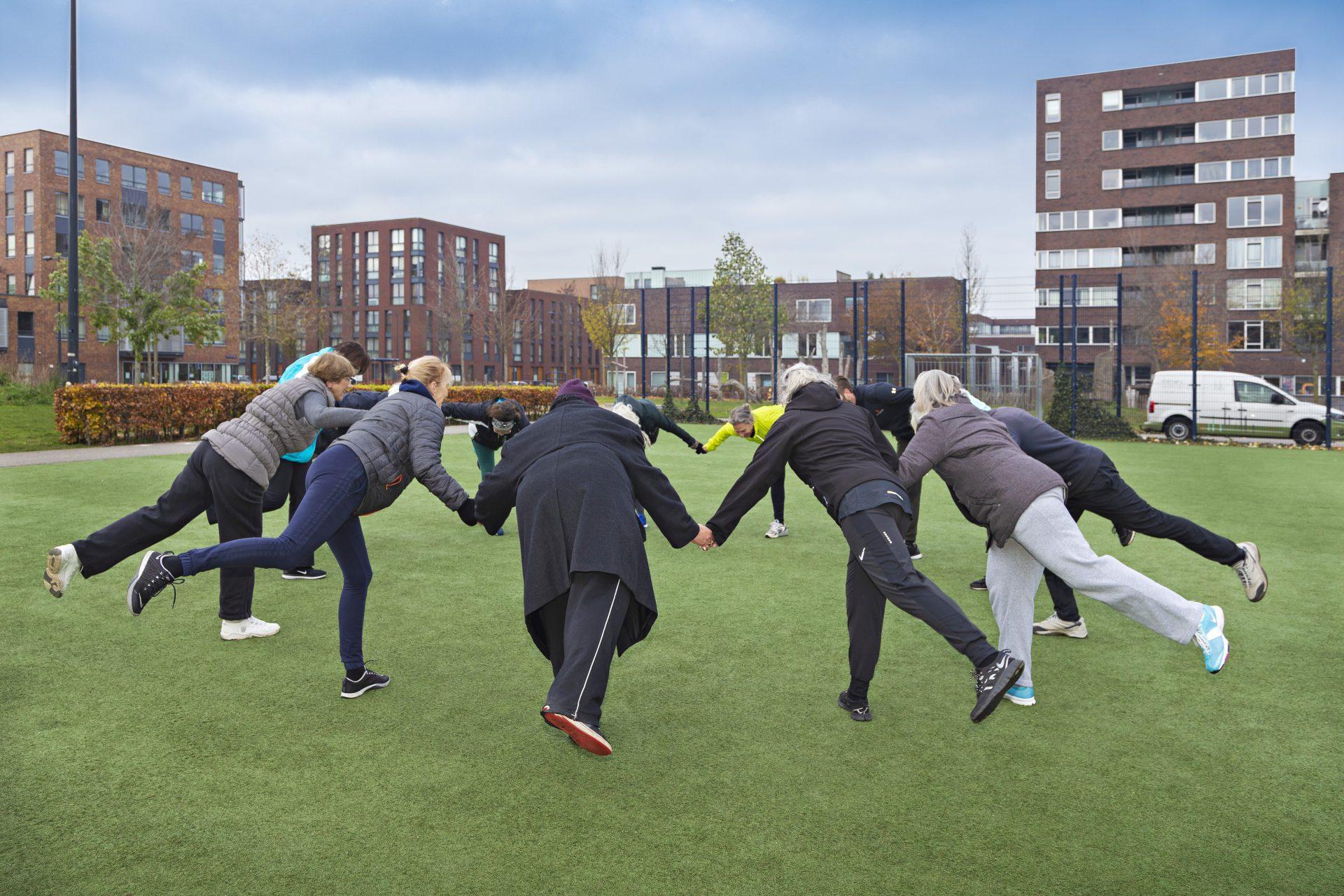 Sporten en bewegen in  Amsterdam Oost